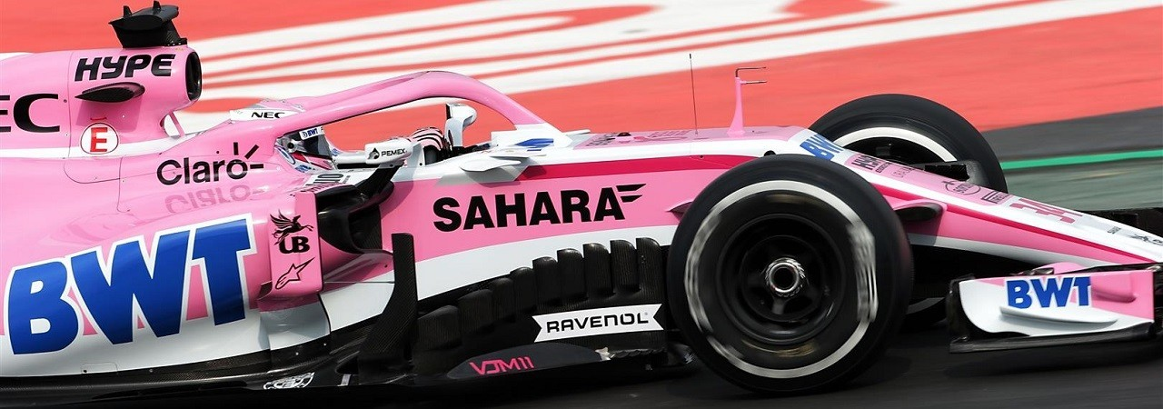Ravenol F1 - Sahara Force India VJM11