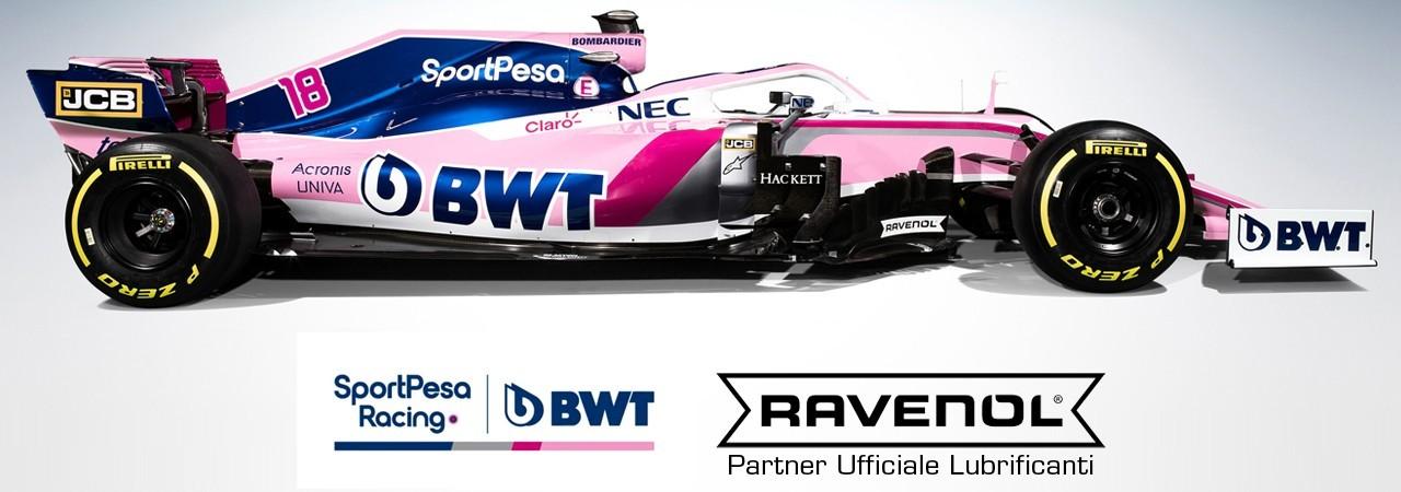 Formula 1 - Ravenol SportPesa Racing