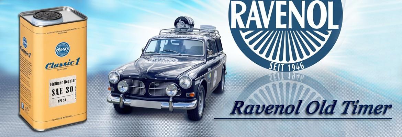 Ravenol Lubrificanti Old Timer