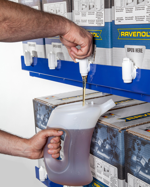 Ravenol bag in box