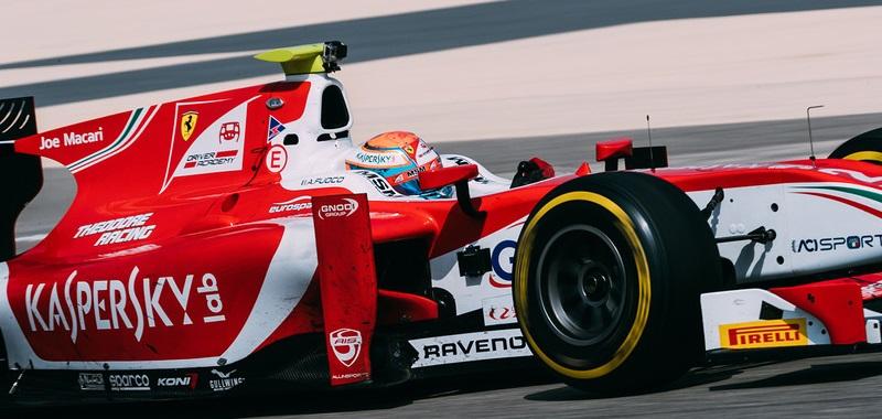 fia f2 prema racing