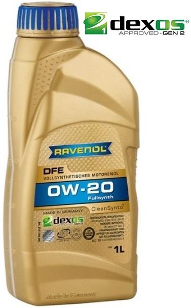 Ravenol DFE 0w-20
