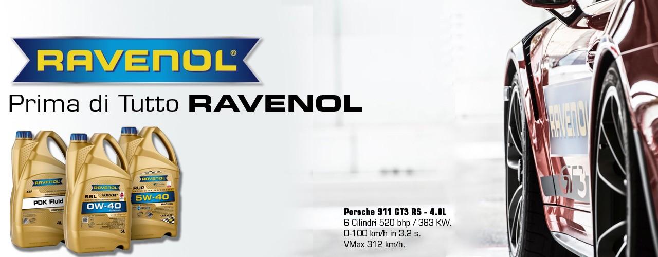 Porsche Ravenol Prima di Tutto