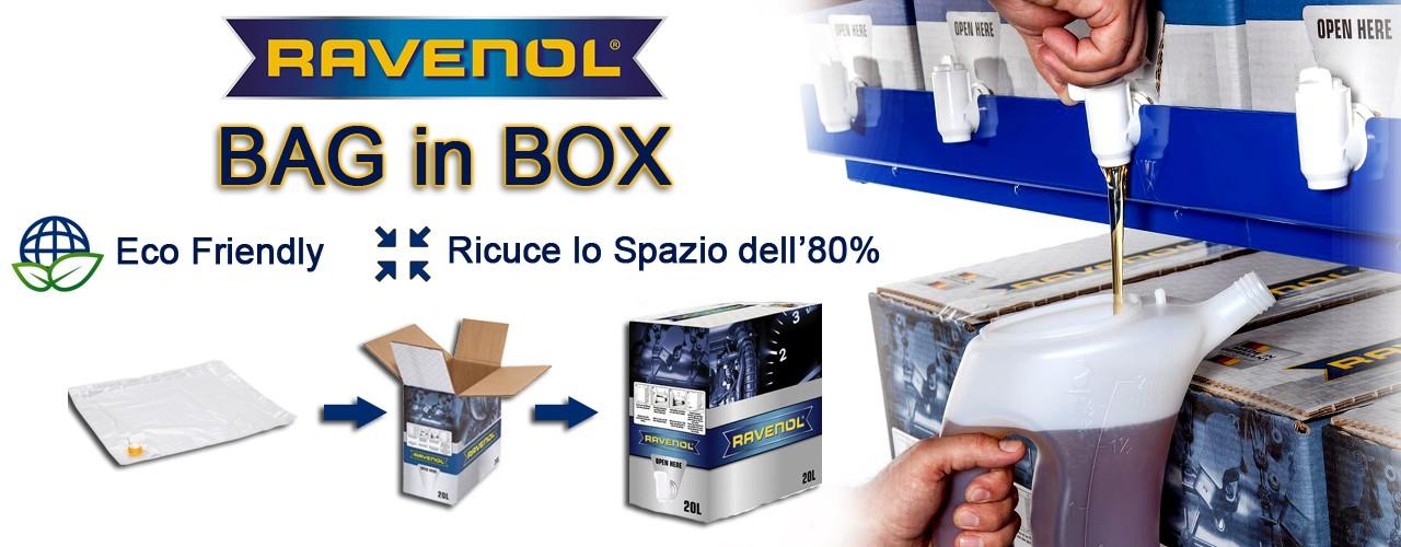 Ravenol bag in box