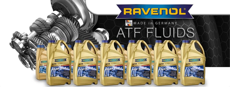 Ravenol Fluidi ATF