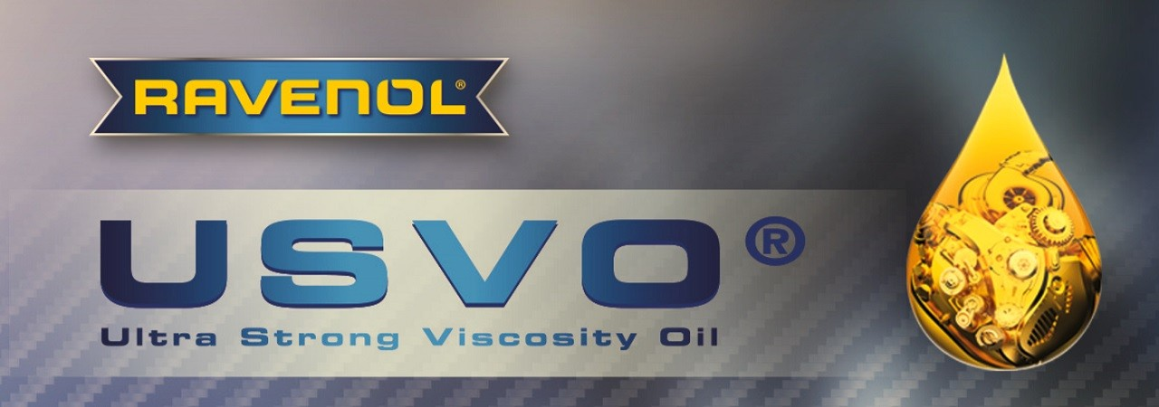 Ravenol USVO® Ultra Strong Viscosity Oil